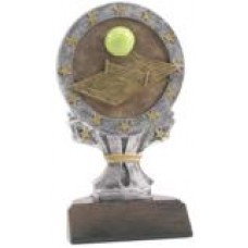 All Star Tennis Resin Figures
